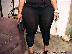 Kategori - Stor svart kvinne