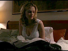 Heather Graham - naked hump Scene, Explicit doggy-style - Adrift in Manhattan