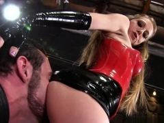 Love bubbles adult star female domination with ejaculation