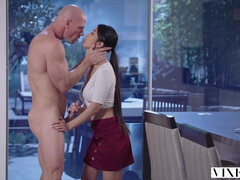 Jade Kush getting fucked by Johnny Sins
