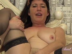 Auntie Janey Wants to Watch You Jerk Off