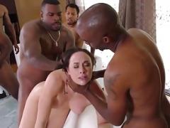 Double penetration With BBC Floozy Chanel Preston