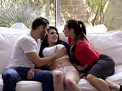 CASSIDY KLEIN MEGAN SAGE HOT TEACHER Makes love STUDENTS