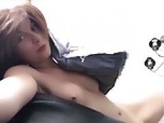 Undressed Selfies