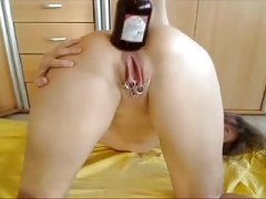 Rectal Bottle Insertion solitary