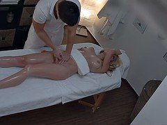 Unmatched Massage Ever Super Hot BigTits Teen AssFucked
