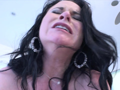Awesome forms, oil, and moreover sexual desire of this lady make man crazy