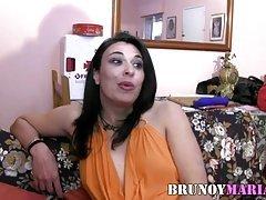 Otra MADURA NINFOMANA de BrunoyMaria