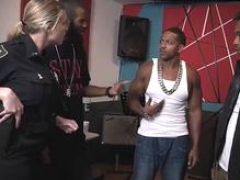 Threes me 1st time Raw video grasps police smashing a deadbeat dad