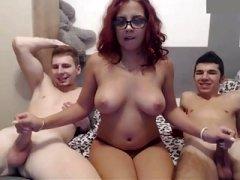 Hot trio