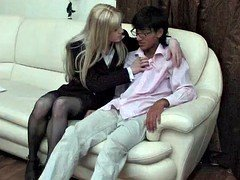 Erotically attractive Crossdresser Enjoys Fine Anal Get down and dirty