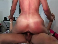 Newbie group sex with the teacher and additionally the athletic eager mom