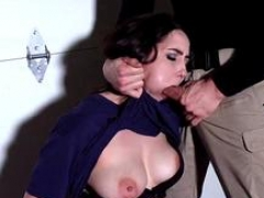 Water snatch bondage and plus extreme face bang Kyra Rose in Military Sex Priplayfellows soner