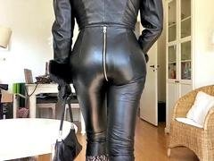 Sissy Sexy Leather Show
