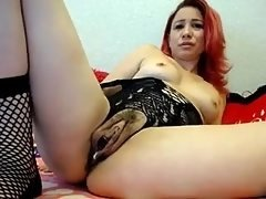 Drenched Pussy Sizeable Clitoris