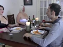 AgedLovE Big-breasted Mature Friends Group Explicit And additionally Rectal Sex