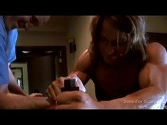 Mixed armwrestling Sarah hayes vs Mike no contest