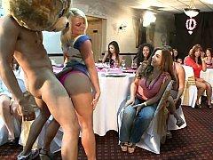 Banquet hall oral sex