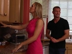 Tanya Tate gets fucked by her son's buddy