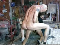 Dutch Mom i`d like to fuck With Glasses Fucked At Work