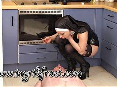 In  the Kitchen  with  The  NUN !