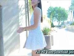 Jayden II Dress and Heels FTV Girl