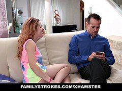 FamilyStrokes - Hot Euro 18-19 y.o. Seduced By Creepy Uncle