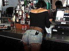 Sex after beer. Total service