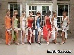 Real Brides Voyeur Pornography!
