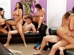 Grupp, Orgie
