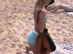 Russian Naked Beach