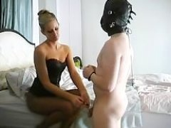 Milking His Prostate-Female Supremacy