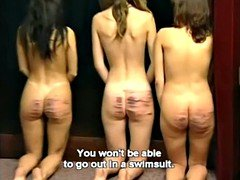 Alex Zothberg - severe spanking by cane(full version)
