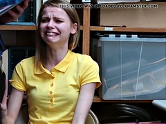 Sweet teen has no excuse for shoplifting