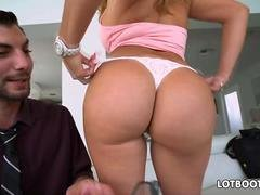Bubble butt and oozy breasts latina Mom i`d like to fuck Julianna Vega