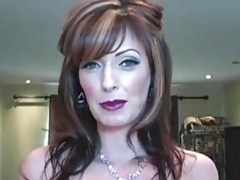 Horny Housewife ShandaFay Gives Hubby A Hot Creamy Cumshot on face!