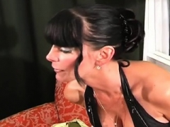 Female-dom carmen rivera ties up her minion by all means hard