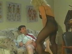 Classic Pornstars: The Nympho MILF starring Tracey Adams