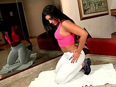Brazilian yoga master