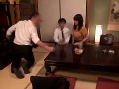 Jap wifey having lovemaking with pal while spouse  02