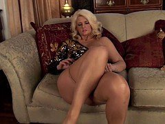 sparkly skirt nails tan pantyhose eager mom