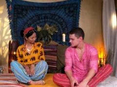 Massage Rooms Hot Thai masseuse takes hard dick