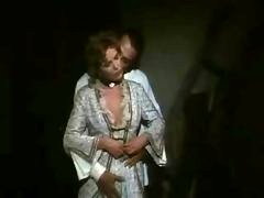 Vintage maid makes love the dude of the house