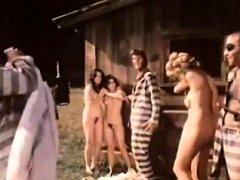 Barbara Bourbon, Richard O'Neal, Geoff Parker in classic