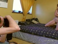 Truly council estate bitch wanting to do anal on camera
