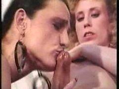 Hermaphrodite has an intercourse gal