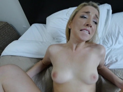 Skinny girl POV sex is the best kind you can have