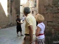 Outdoor Having an intercourse and moreover satisfying orally in Praha