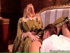 Erotica for women with a sexy blonde part1