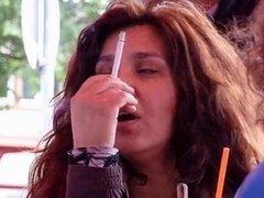 turkish mature smoking
